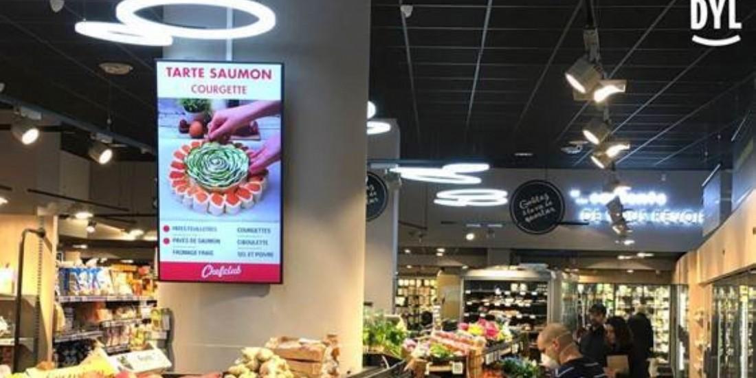 Chefclub et DoohYouLike lancent la Régie Culinaire de Proximité