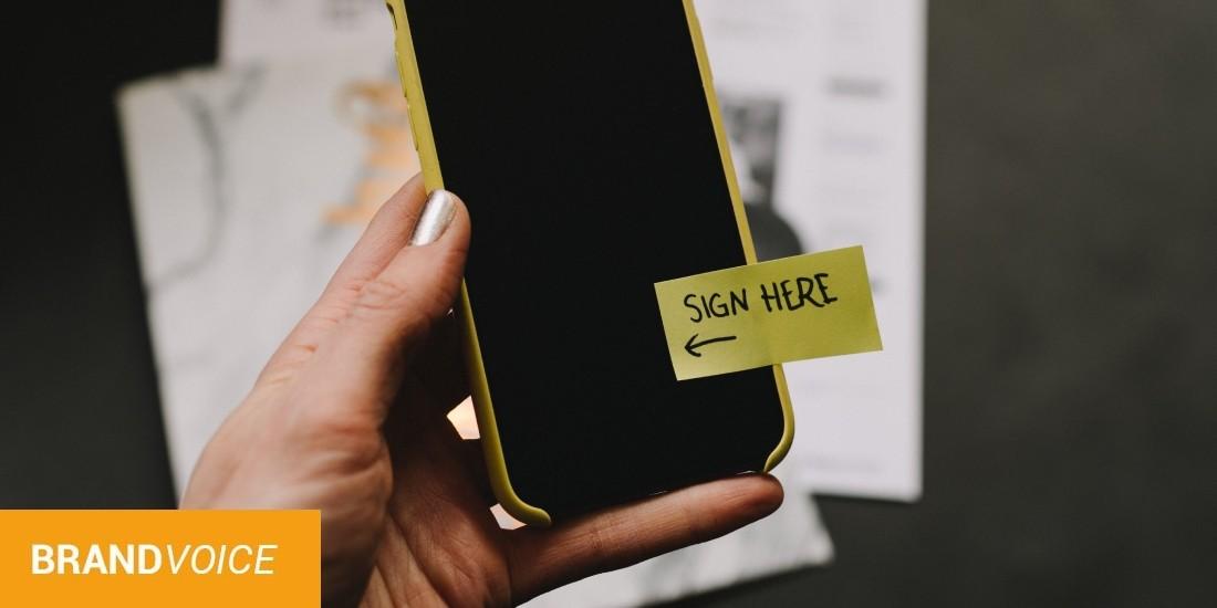 Signature électronique : tellement plus simple, tellement plus sure...