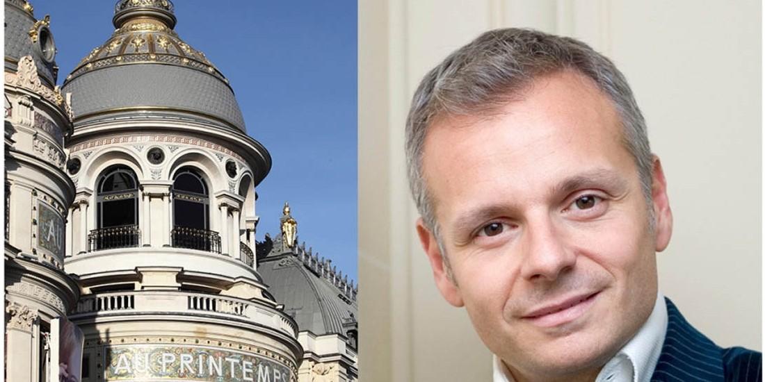 Jean-Marc Bellaiche nommé président du Groupe Printemps
