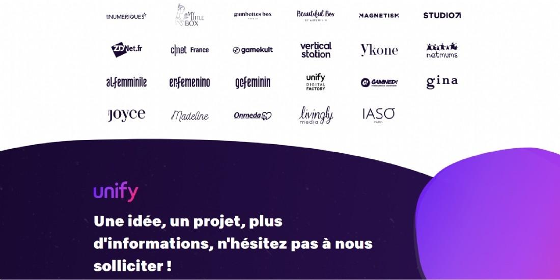 TF1 Pub renforce son partenariat avec Unify sur la vidéo en ligne