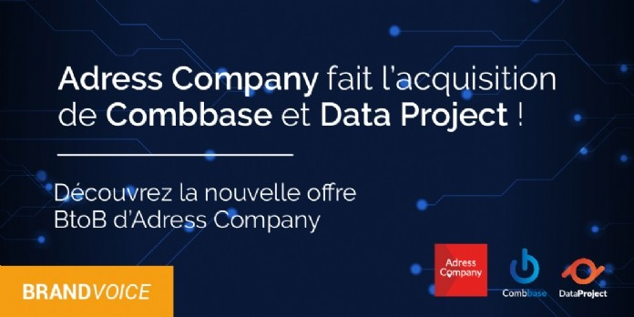 Adress Company : l'émergence d'un leader français du Data Marketing