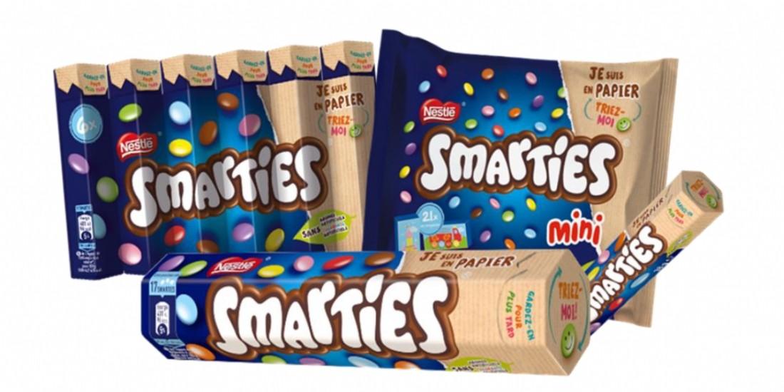 Les Smarties plus verts rendent-ils plus heureux que les rouges ?