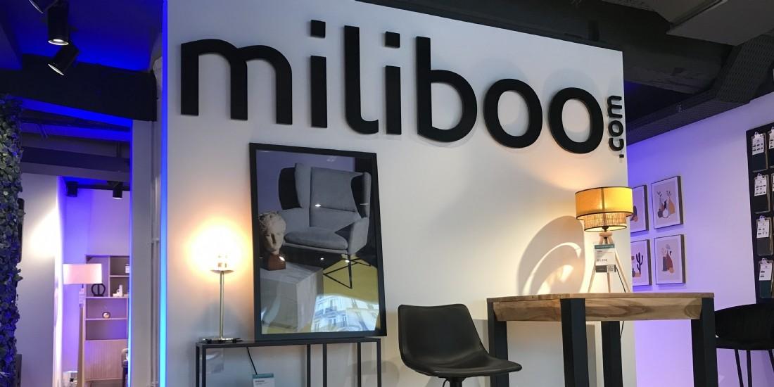 Miliboo fait une entrée capitale