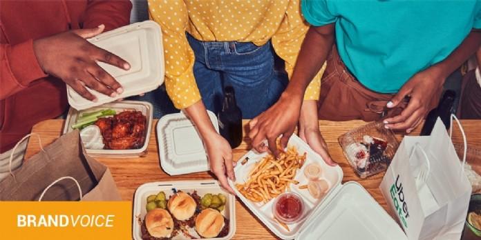 La livraison de repas, un outil marketing ?