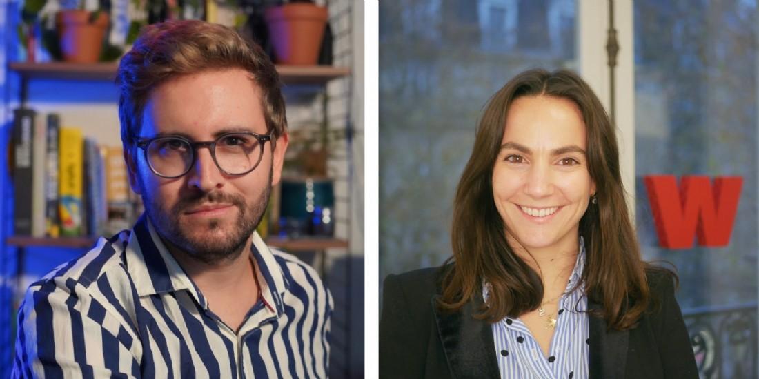 Capucine Oppenheim et Olivier Hamoud Le Guellec nommés au sein de Weborama EMEA