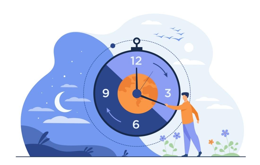 Études : quand le temps s'accélère !