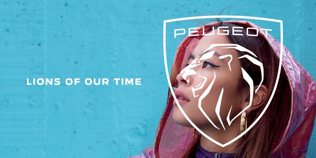 Peugeot dévoile une nouvelle identité de marque ambitieuse