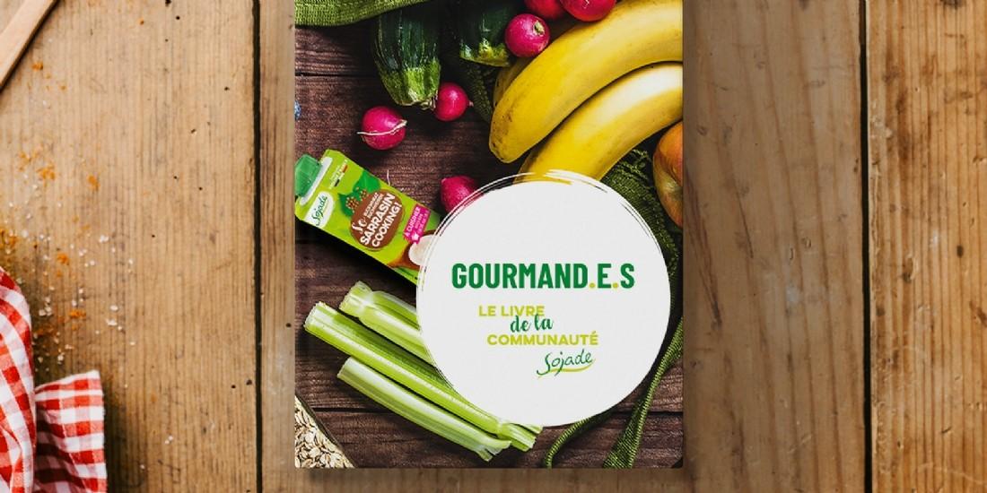 Sojade crée un livre de cuisine communautaire avec ses clients