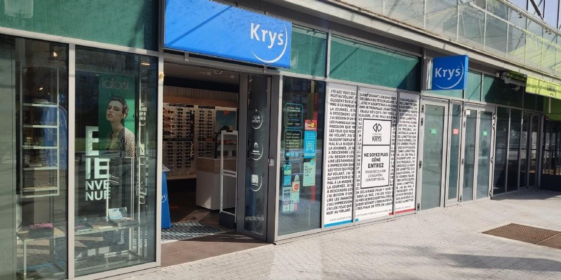 Krys : la personnalisation de l'offre, leitmotiv de 2021