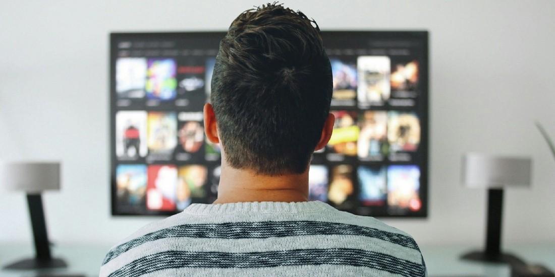 Les Français friands de TV connectée