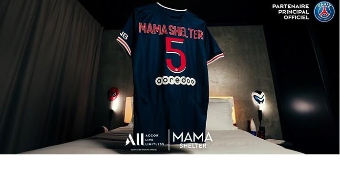Mama Shelter offre une expérience hors du commun aux fans de foot