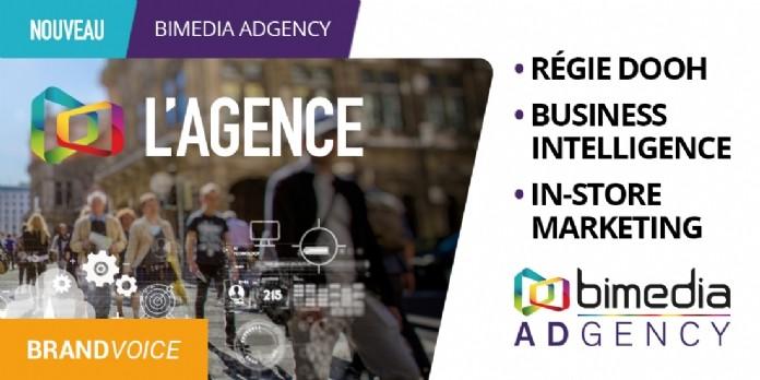 Bimedia ADgency, Le nouveau booster des marques et retailers