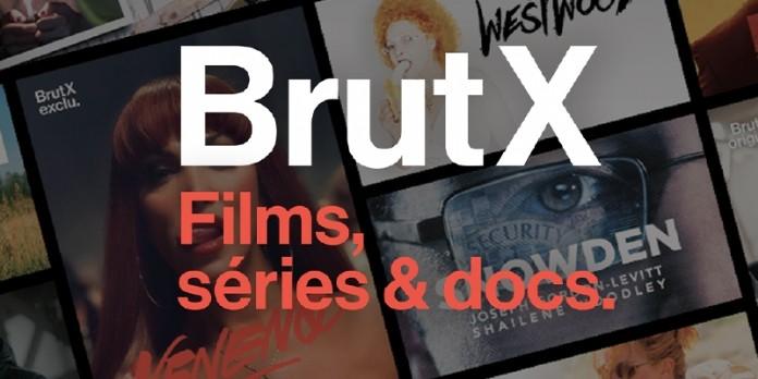 Brut débarque sur le marché de la SVoD avec 'BrutX'