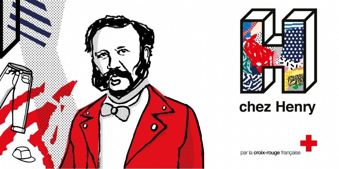 Un nouveau concept de boutique de seconde main de la Croix-Rouge française