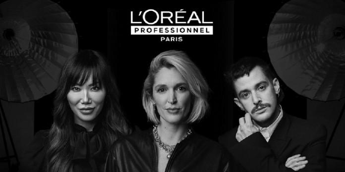 L'Oréal professionnel présente ' Run le hair show '