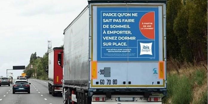 Une nouvelle campagne sur les routes pour Ibis budget