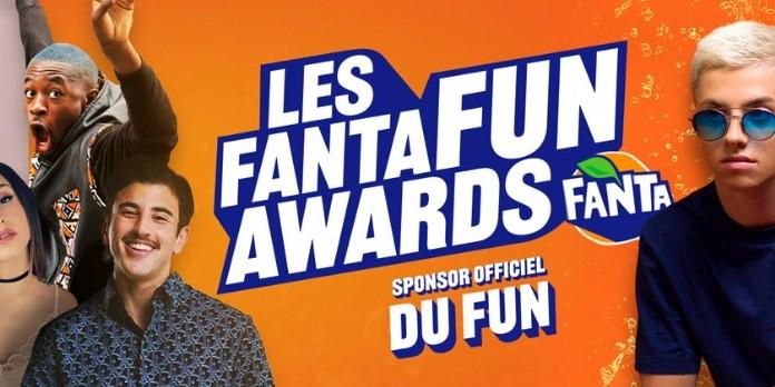 Fanta célèbre les créateurs les plus déjantés avec Fanta Fun Awards