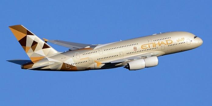 Etihad Airways murmure à l'oreille de ses passagers