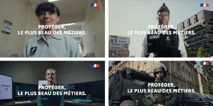 La police nationale redore son image à travers sa nouvelle campagne TV