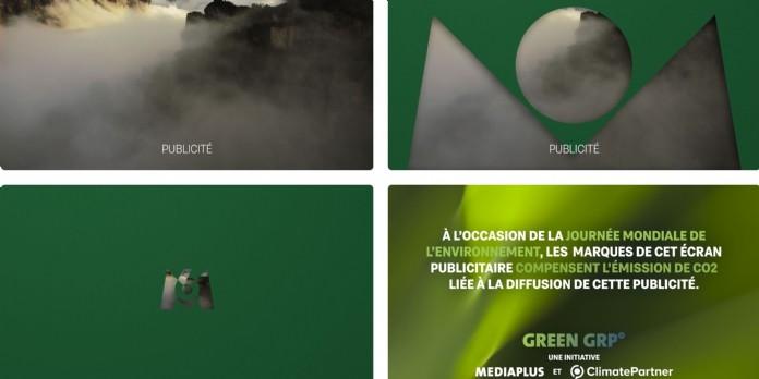 Journée de l'environnement : M6 lance un écran 100% green