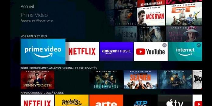 Amazon Advertising lance Amazon Fire TV