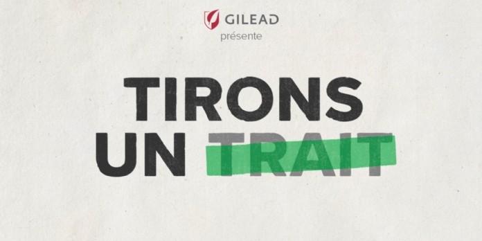 Quand Gilead Sciences s'adresse aux personnes atteintes de VIH