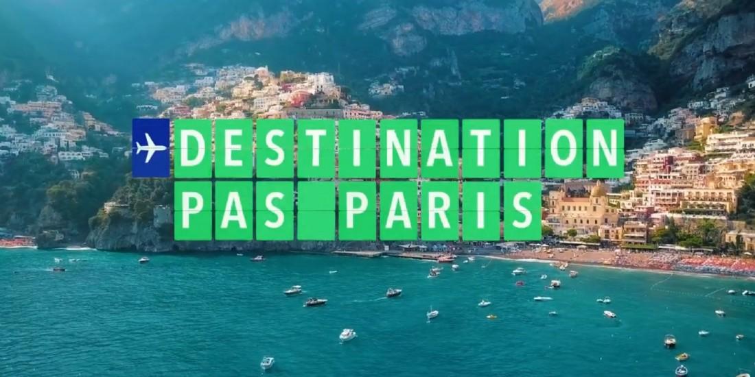 Transavia ouvre en exclusivité la destination 'Pas Paris'