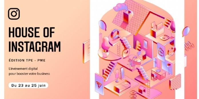 Instagram soutient les TPE-PME