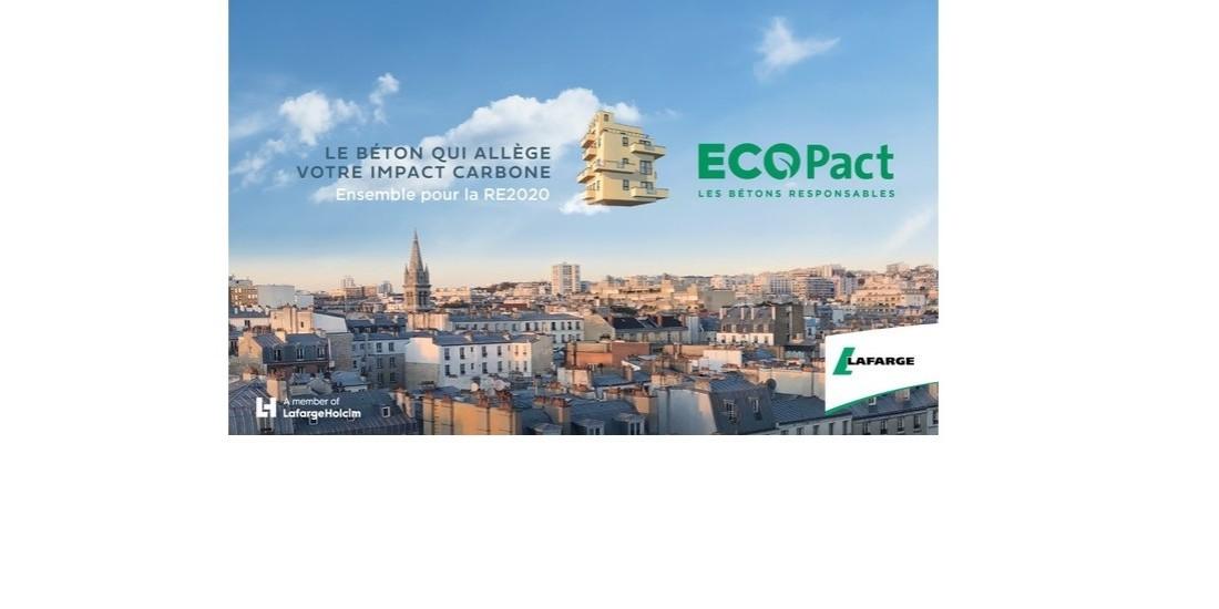 LafargeHolcim : les matériaux de construction en pleine transition écologique