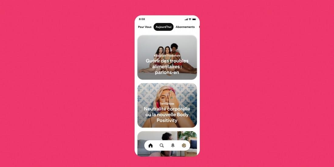 Pinterest interdit les publicités sur la perte de poids sur sa plateforme