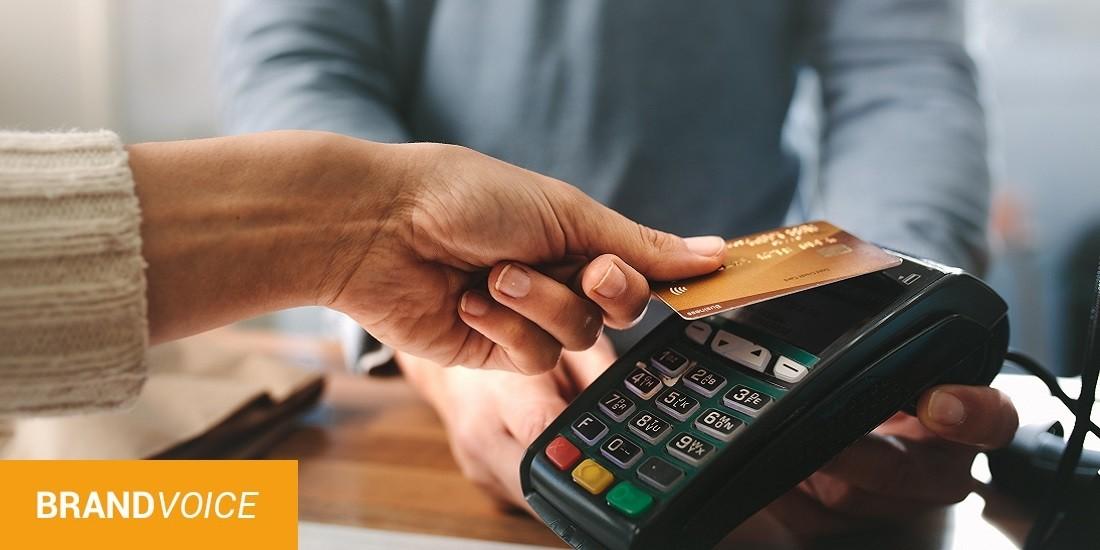Le terminal de paiement électronique