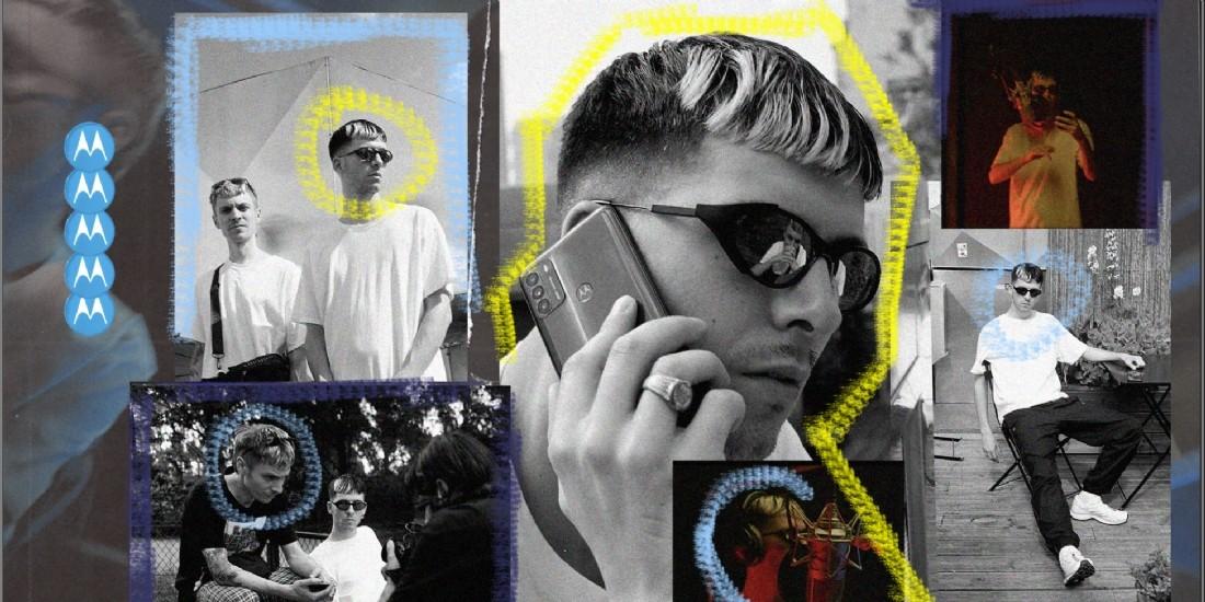 Motorola se met à la page