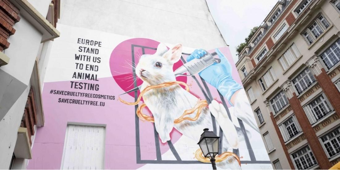 Dove et The Body Shop s'engagent contre les expérimentations sur les animaux