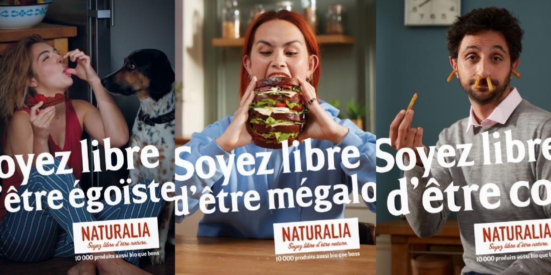 Naturalia met au pas les diktats pour la première fois en TV