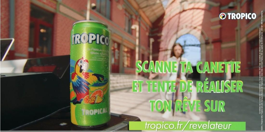 Tropico met des couleurs dans la tête de la Gen Z