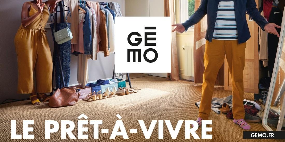 Nouveau positionnement : Gémo se dit 'prêt'
