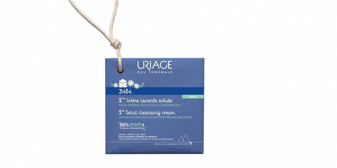 Uriage veut des formules et des packagings 'minimalistes'
