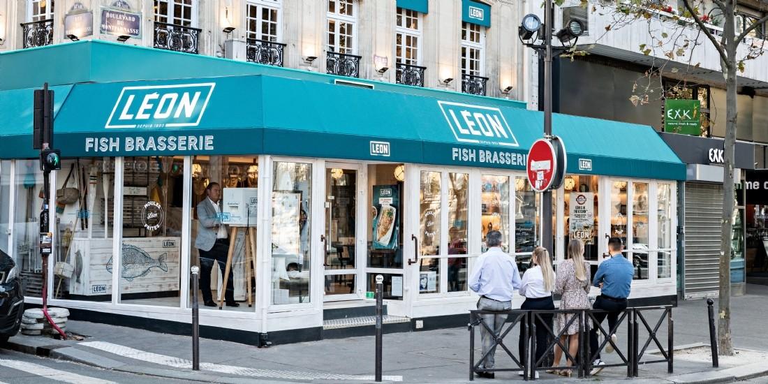 Léon sort du moule sa nouvelle plateforme de marque