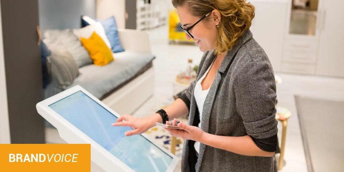 Pourquoi installer une borne tactile dans son point de vente ?