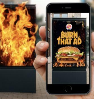 "Burger King, <span class=""highlight"">Samsung</span>, Lego2... Les meilleures campagnes DOOH"