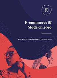 Couverture E-commerce & Mode en 2019  : Statistiques, Tendances et Perspectives
