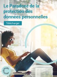 Couverture Le paradoxe de la protection des données personnelles
