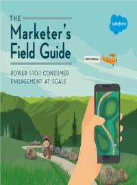 Couverture Le guide pratique des experts marketing