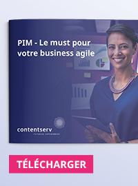 Couverture [E-book] PIM – Le must pour votre business agile