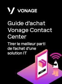 Couverture Le guide d'achat pour votre Centre de Contact : se poser les bonnes questions pour pouvoir faire le meilleur choix.