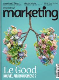 Couverture Téléchargez gratuitement le dernier numéro de Marketing et découvrez toutes les actualités du secteur
