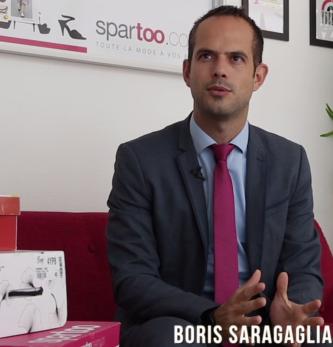 [Solutions PLV] Rencontre avec Boris Saragaglia, Fondateur et CEO de Spartoo