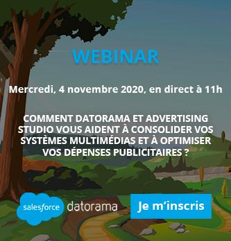 Comment Datorama et Advertising Studio vous aident à consolider vos systèmes multimédias et à optimiser vos dépen
