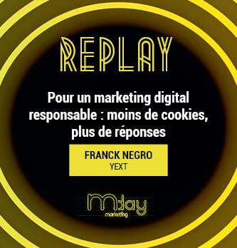 [Replay] Pour un marketing digital responsable : moins de cookies, plus de réponses
