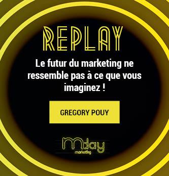 [Replay] Le futur du marketing ne ressemble pas a` ce que vous imaginez !